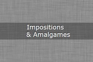 Logo Imposition & Amalgame